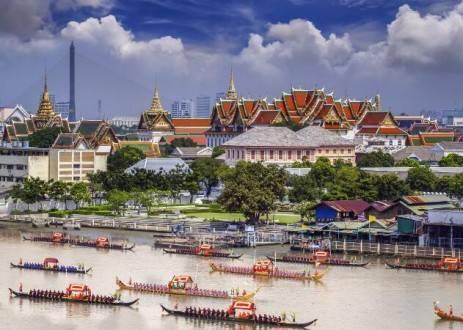 Triángulo de Oro y playas de Phuket - Palacio Real