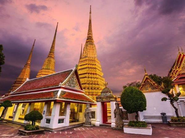 Tailandia al completo - Templo Wat Pho