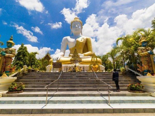 Viajes a Tailandia - Que ver en Tailandia - Chiang Mai Doi Suthep