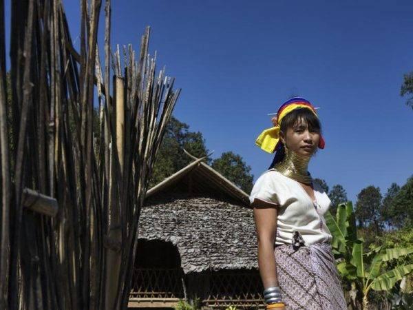 Tailandia al completo - Mujeres Jirafa