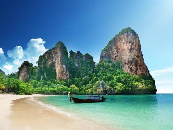 Triangulo de oro y playas de Krabi
