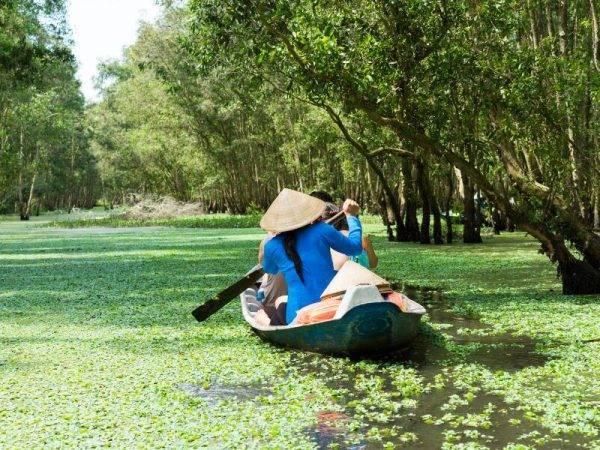 Viaje Vietnam Clásico - Delta del Mekong paseo en barca