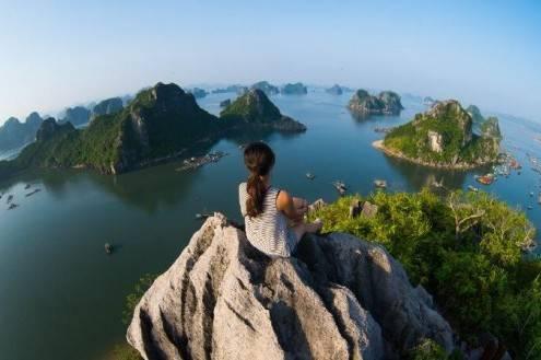 Que ver en Vietnam - Bahía de Hanoi