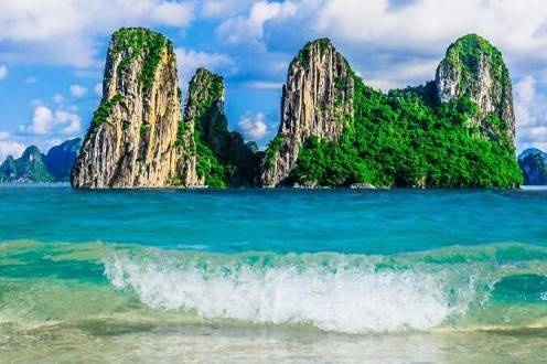 Vietnam Playas de Nha Trang - Bahía de Halong