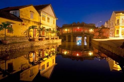 Que ver en Vietnam - hoi an Puente Japones