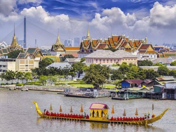 Viajes en familia a Tailandia - Palacio Real de Bangkok