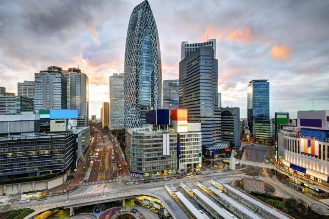 Viajes a Japón - Que ver en Japón - Tokio - shinjuku
