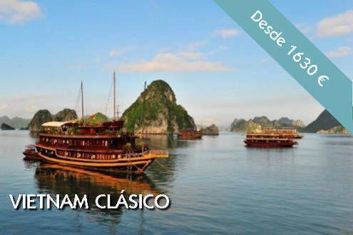 Ofertas Viajes Vietnam