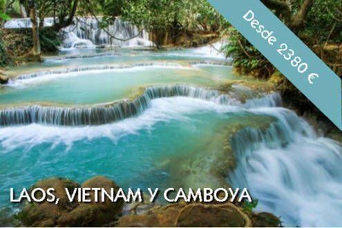 Vietnam Camboya Laos