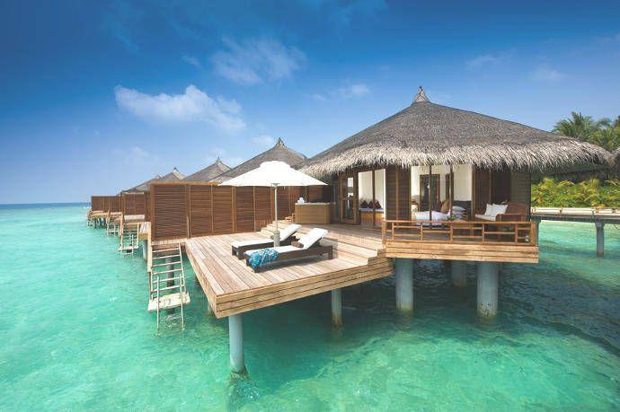 Combinados Maldivas - Kuramathi Island Resort