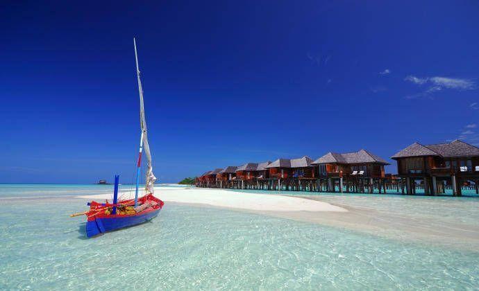 Combinados Maldivas - Olhuveli Beach Spa