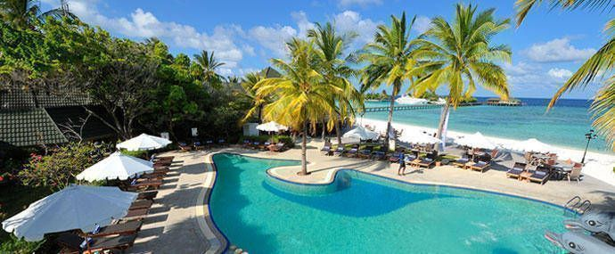 Combinados Maldivas - Paradise Island Resort
