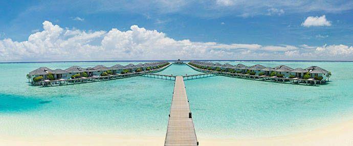 Combinados Maldivas - Hotel Sun Island Resort Spa 5 estrellas