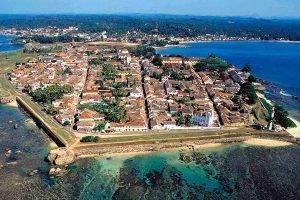 Galle, un oasis colonial en Sri Lanka