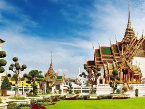 visitar gran palacio real Bangkok