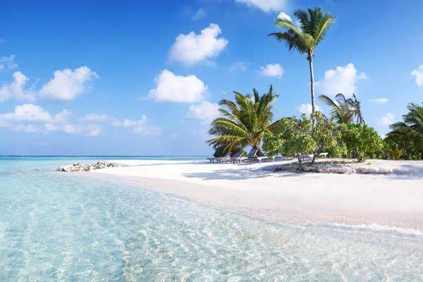 playas maldivas