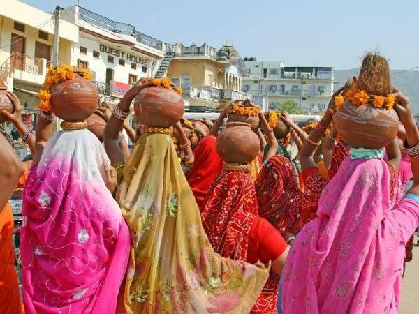 Descubre Rajasthán - Pushkar