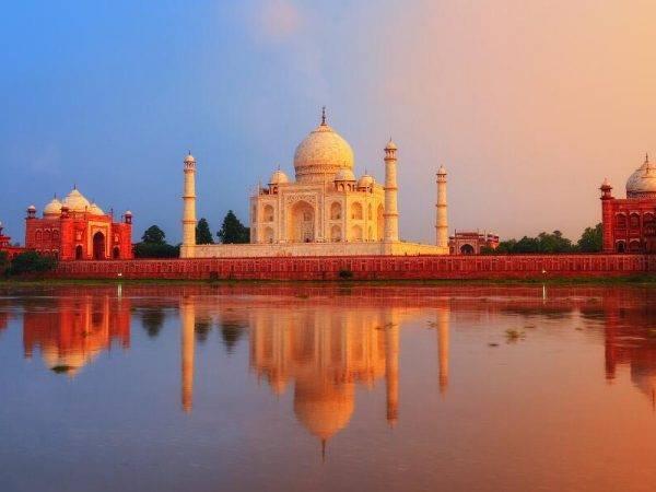 Descubre Rajasthán - Taj Mahal
