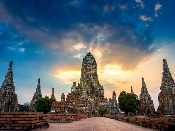 Viajes Tailandia - Ayutthaya - Centro Arqueológico