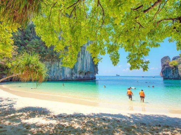 Viajes Tailandia - Playas krabi