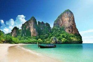 Tailandia con playas de Krabi