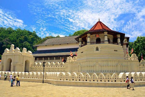 templo del diente de buda sri lanka