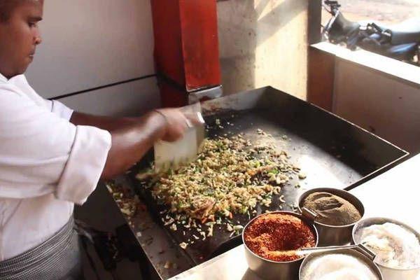 gastronomía kottu sri lanka
