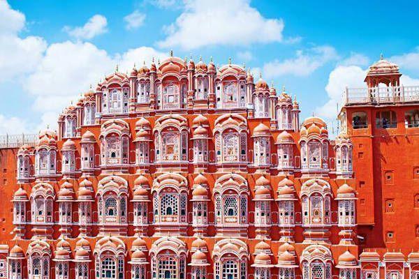 viajar jaipur ciudad rosa