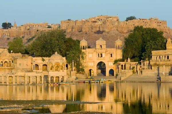 viajar jaisalmer ciudad dorada