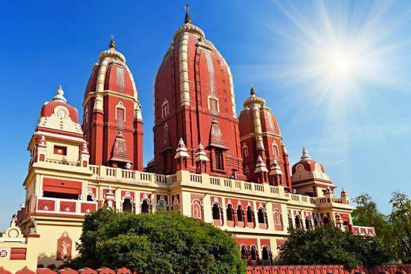 viajar nueva delhi templo birla