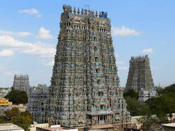 Sur de la India - Madurai