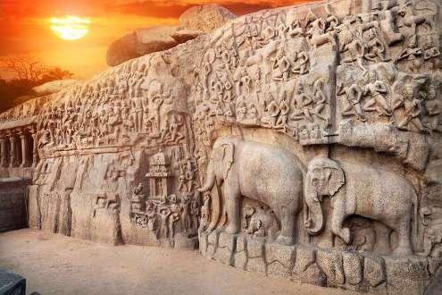 Sur de la India: Tamil Nadu y Kerala
