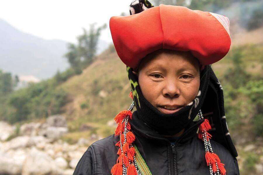 Vietnam Sapa - Tribu Daos