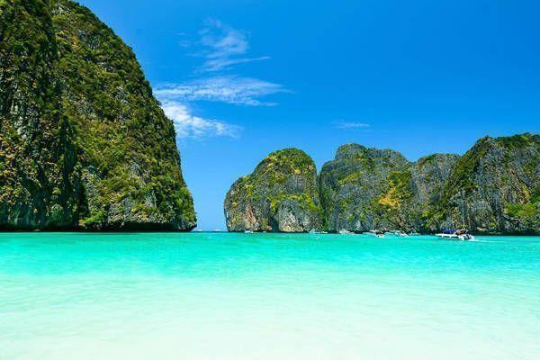 visitar islas phi phi tailandia