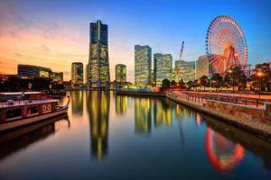 Japón Ciudades y Paisajes