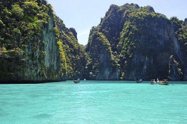 Playas de Tailandia - Islas Phi Phi Tailandia