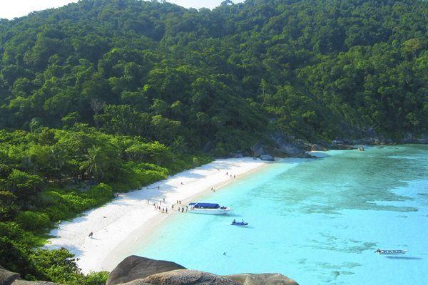 Playas de Tailandia - Islas Similan Tailandia