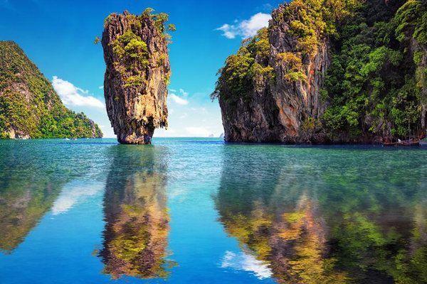 Playas de Tailandia - Islas Koh Tapu Tailandia