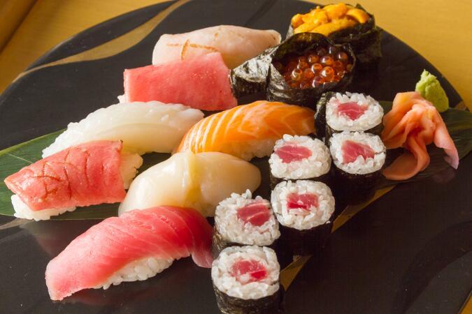 Visitar Tokio - Sushi