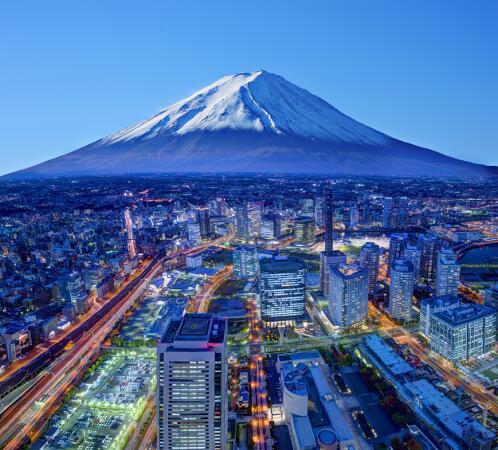 Visitar Tokio desde las alturas - Monte Fuji