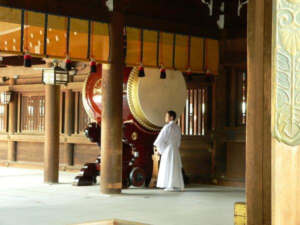 Visitar Tokio - Santuario Meji