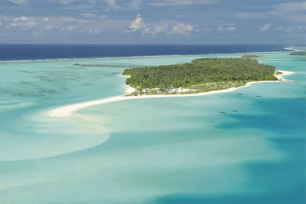 paraiso natural islas maldivas