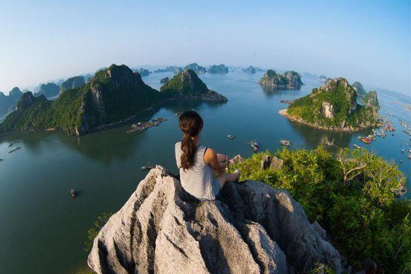 viajar vietnam-Halong