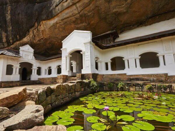 Sri Lanka Verano - Dambulla templo cuevas