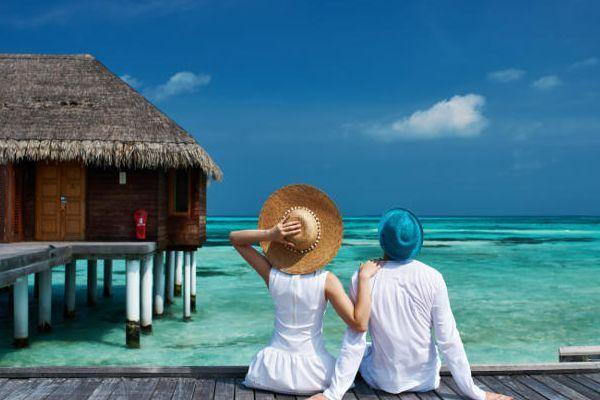Luna de miel a Maldivas