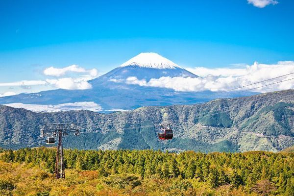 Viajar Hakone Teleferico
