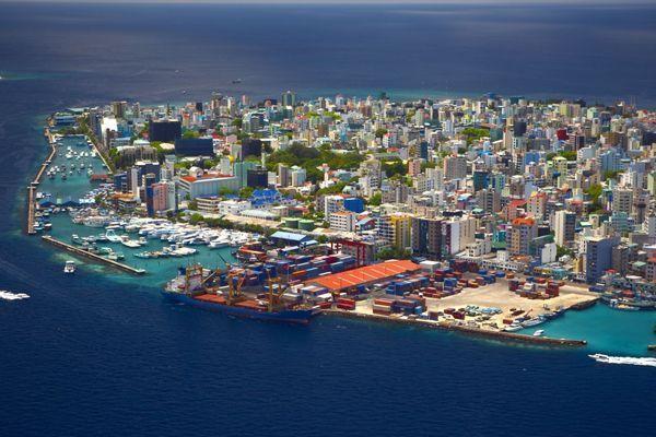 Viajar Maldivas Malé