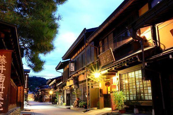 Viajar Takayama