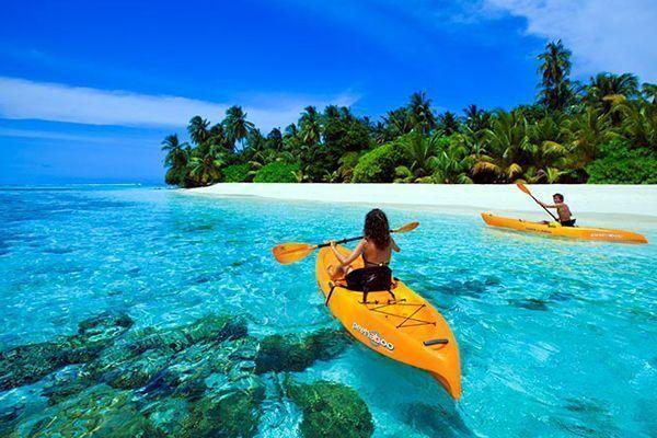 deportes Maldivas