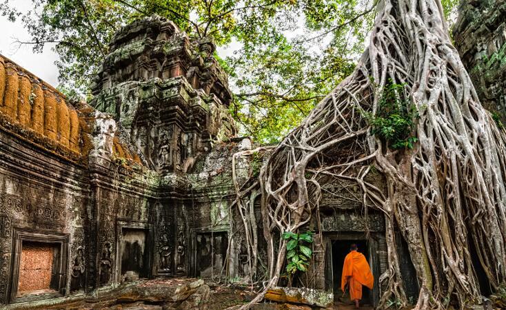 Viajes Camboya Templos de Ankor
